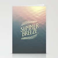 Summer Breeze II Stationery Cards