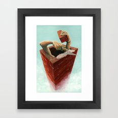 Walls Framed Art Print
