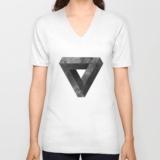 Lunar V-neck T-shirt