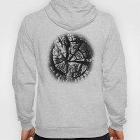 Texture Tree Rings Tree … Hoody