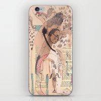 Bassist iPhone & iPod Skin