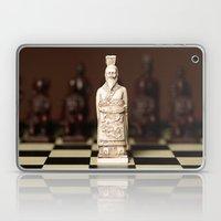 Chinese Chess King Laptop & iPad Skin