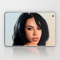 Aaliyah #2 Laptop & iPad Skin