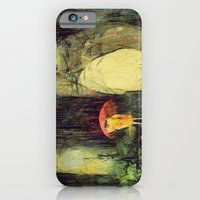 iPhone & iPod Case featuring under the rain  by Julia Kovtunyak