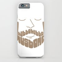 iPhone & iPod Case featuring Hubba Hubba Husband by Sarah Jane Design