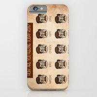 Ron Swanson 5 iPhone 6 Slim Case