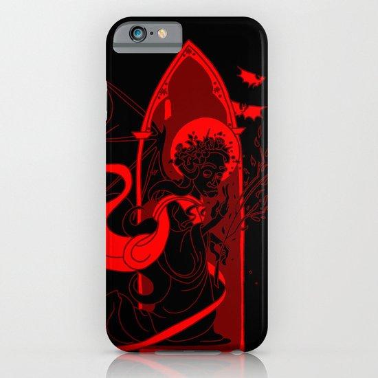 Beati Vespertilionem: Red iPhone & iPod Case
