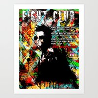 Rules And Guidelines Art Print