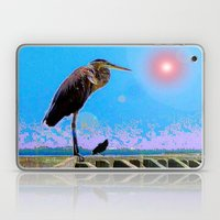 Big Bird, Little Bird Laptop & iPad Skin