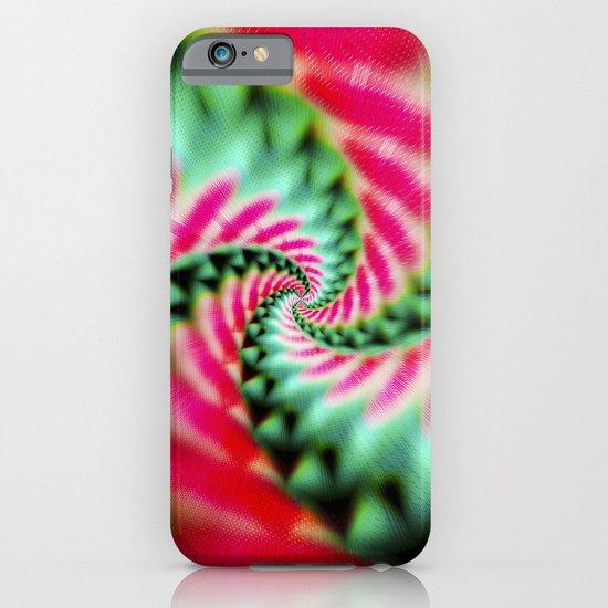 Cosmic Watermelon Swirl iPhone & iPod Case
