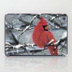 Cardinal iPad Case