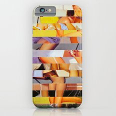 Glitch Pin-Up: Isabella Slim Case iPhone 6s