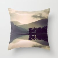 Buttermere Throw Pillow