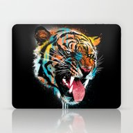 FEROCIOUS TIGER Laptop & iPad Skin