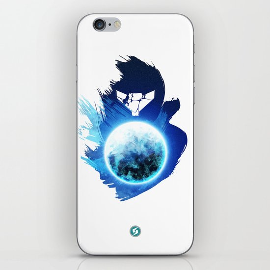 Metroid Prime 3: Corruption iPhone & iPod Skin