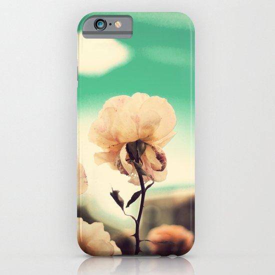 Retro Roses iPhone & iPod Case