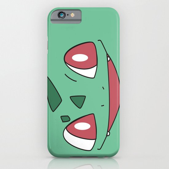 Bulbasaur Pokemon iPhone & iPod Case