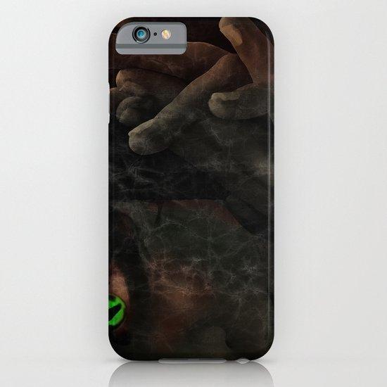 Distant Gaze iPhone & iPod Case