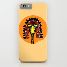 indian giraffe iPhone 6 Slim Case