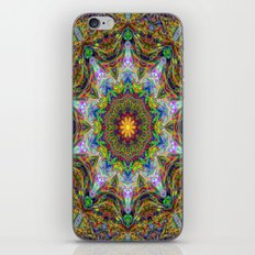 Flower of Love iPhone & iPod Skin