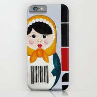 iPhone & iPod Case featuring Сюрприз (surprise) by Evelina Matvejuk