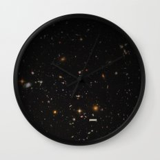 THE UNIVERSE - Space | T… Wall Clock
