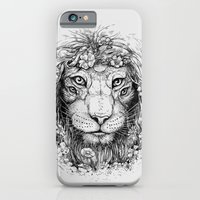 iPhone & iPod Case featuring King of Nature by Mathijs Vissers
