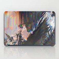 Glitched Landscape 1 iPad Case
