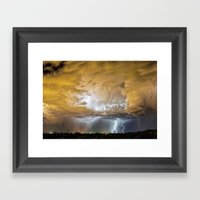 Emotion Transmitted IV Framed Art Print