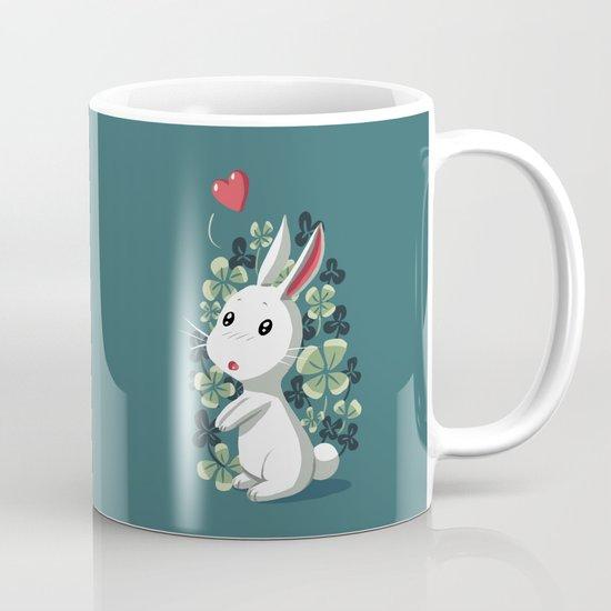 Clover Bunny Mug