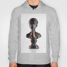 The Girl With Stars In H… Hoody