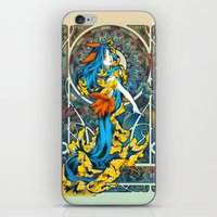 Sea Slug iPhone & iPod Skin