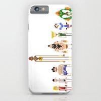 The Original 8 - Street Fighter  iPhone 6 Slim Case