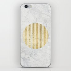 gOld sun iPhone & iPod Skin