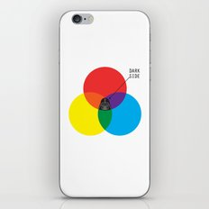 Dark Side iPhone & iPod Skin