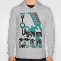 If You Can't Be Bothered… Hoody