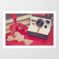 The Polaroid Art Print