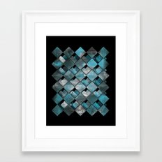 SquareTracts Framed Art Print