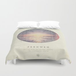Duvet Cover - Fernweh Vol 5 - HappyMelvin