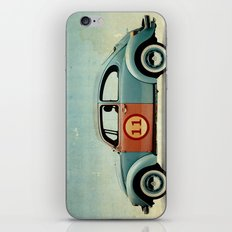 Number 11 - VW Beetle iPhone & iPod Skin