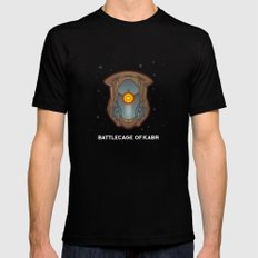 Loot #4 - Battlecage of Kabr SMALL Black Mens Fitted Tee