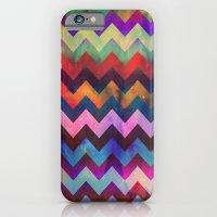 iPhone & iPod Case featuring Montauk Chevron by Schatzi Brown