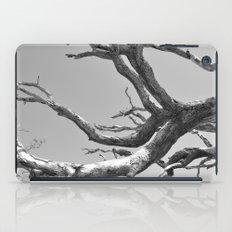 Driftwood Ladder B/W iPad Case