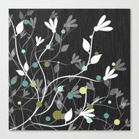 Nightfall Breeze Canvas Print