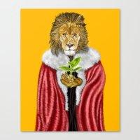 Love Nature Canvas Print
