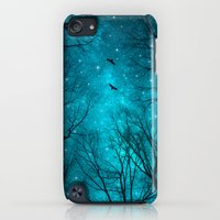 iPod Touch Cases featuring Stars Can't Shine Without Darkness  by soaring anchor designs