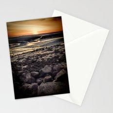 Rocky Sunset. Stationery Cards