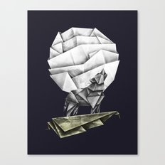 Wolfpaper Canvas Print