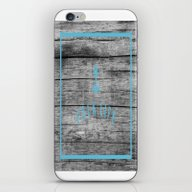 Folk Life iPhone & iPod Skin
