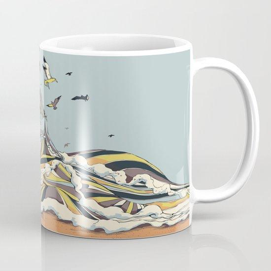 WALK ON THE OCEAN Mug